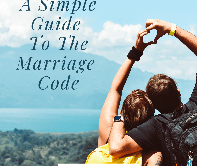 Love and respect marriage code